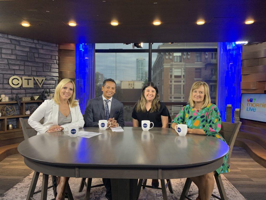 CTV News show